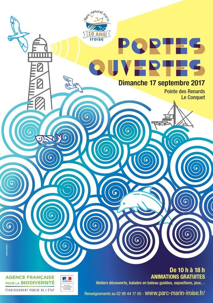 Journées du patrimoine 2017 - Le Parc naturel marin d'Iroise ouvre ses portes