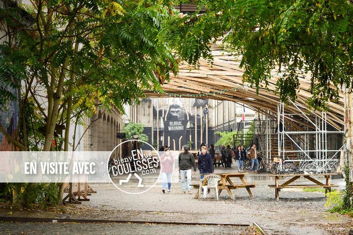 Visite de Darwin, le pari d'un modèle alternatif