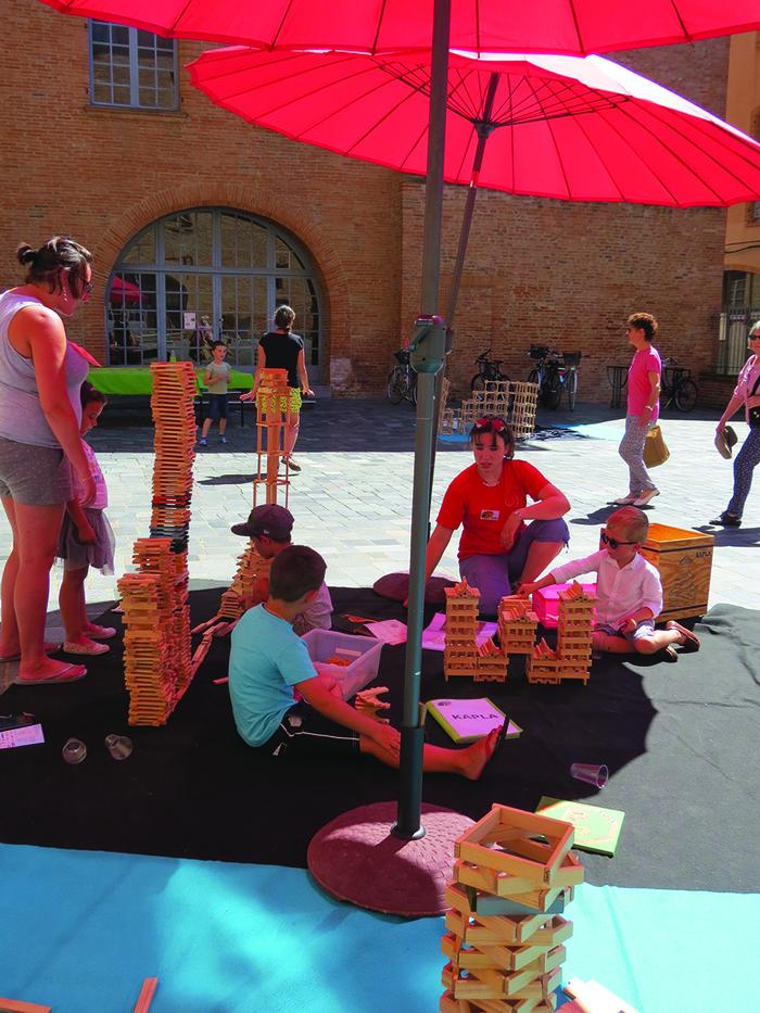 Journées du patrimoine 2017 - Le patrimoine, un jeu d'enfant !