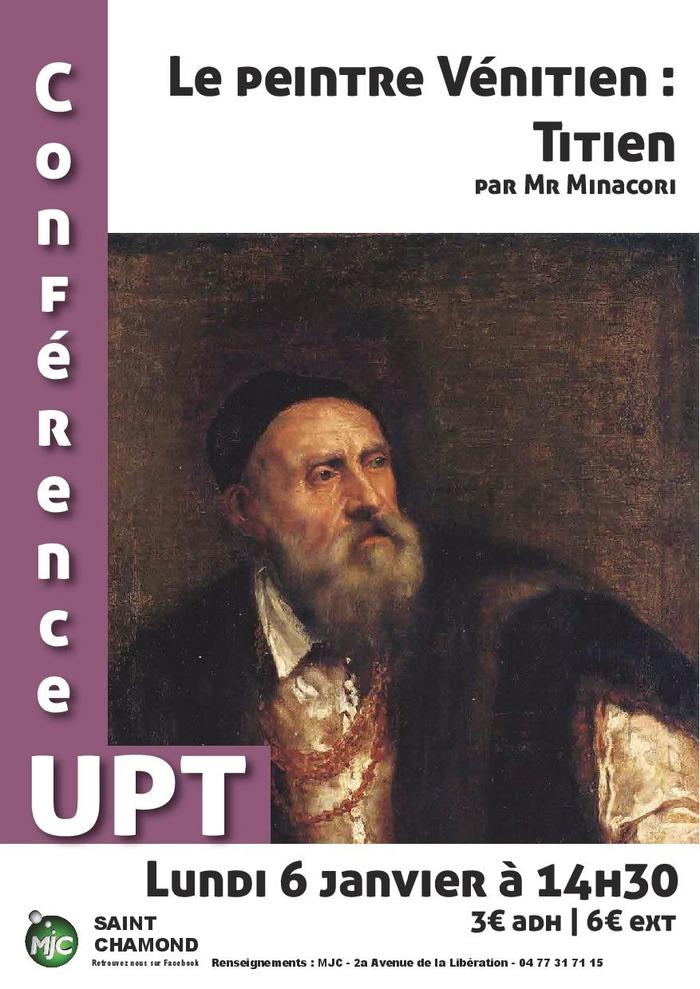 Le peintre vénitien Titien