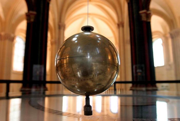 Journées du patrimoine 2018 - Le Pendule de Foucault