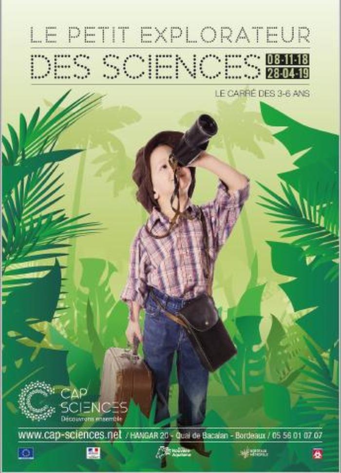 Le petit explorateur des sciences