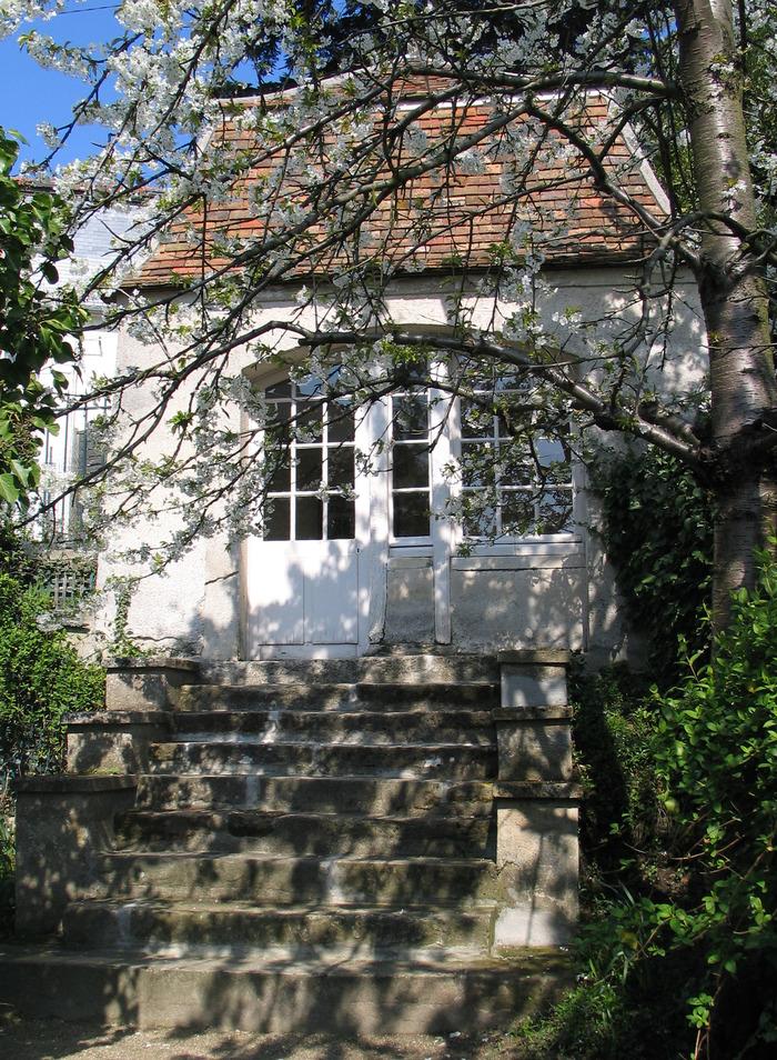 Crédits image : Le Donjon. Musée Jean-Jacques Rousseau - Montmorency