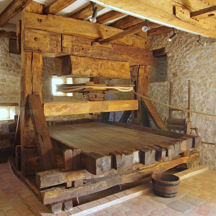 Journées du patrimoine 2018 - Découverte d'un ancien pressoir