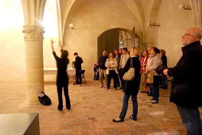 Journées du patrimoine 2017 - Visite guidée du Prieuré de La Charité