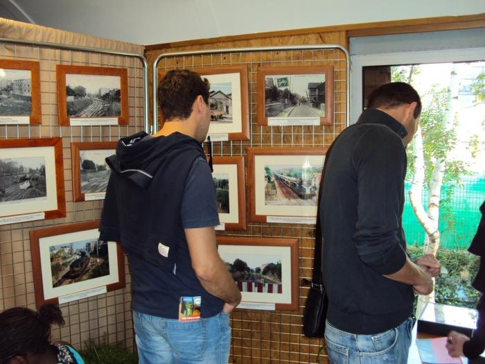 Journées du patrimoine 2018 - Le raccordement de Colombes de 1883 à 1979