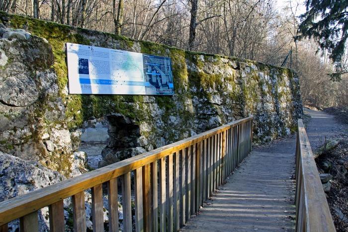 Journées du patrimoine 2018 - Visite commentée du réservoir de l'ancienne centrale électrique.