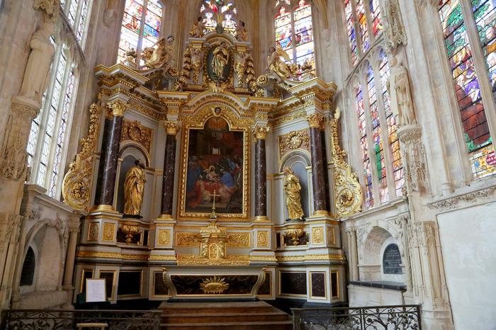 Journées du patrimoine 2017 - Visite guidée: le Retable de l'église Saint-Rémy