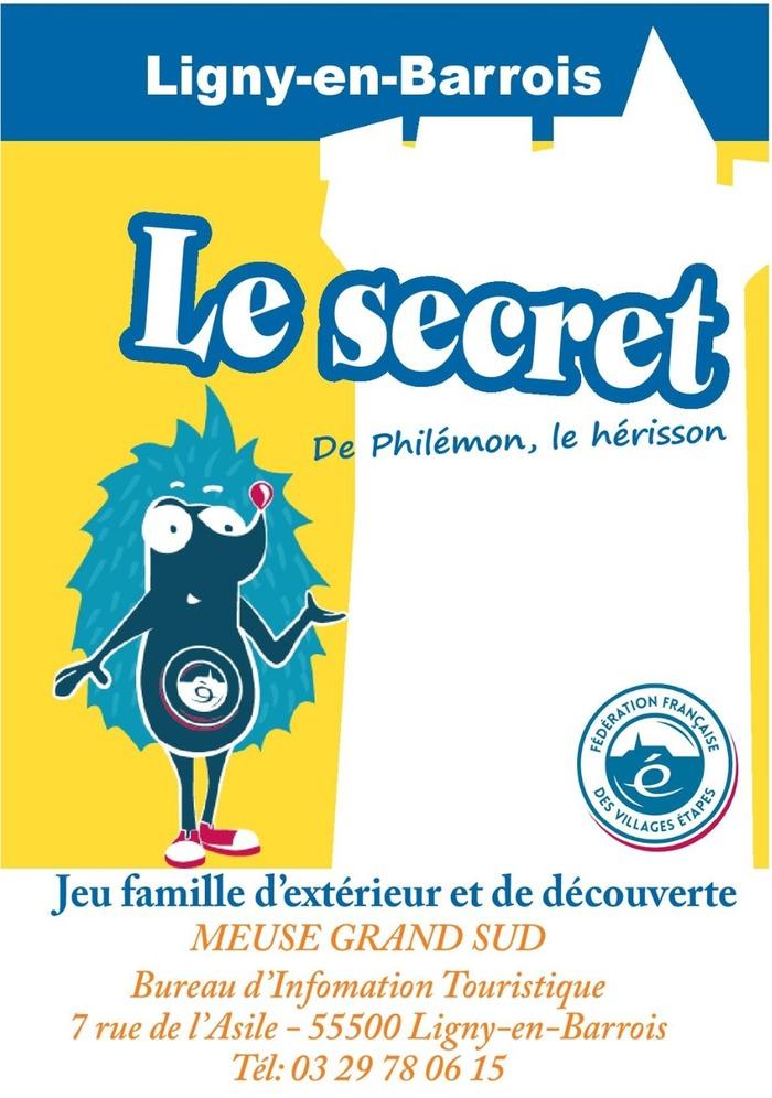 Journées du patrimoine 2019 - Le secret de Philémon, le hérisson