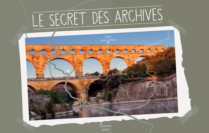 Journées du patrimoine 2018 - Le Secret des Archives …