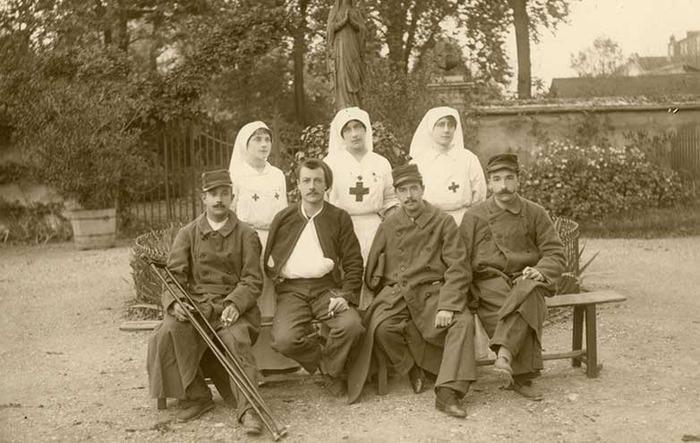 Journées du patrimoine 2018 - Le sport et la santé pendant la Grande Guerre