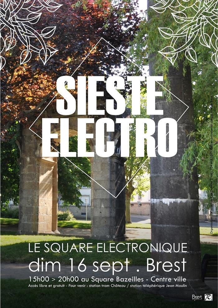 Journées du patrimoine 2018 - Le square électronique