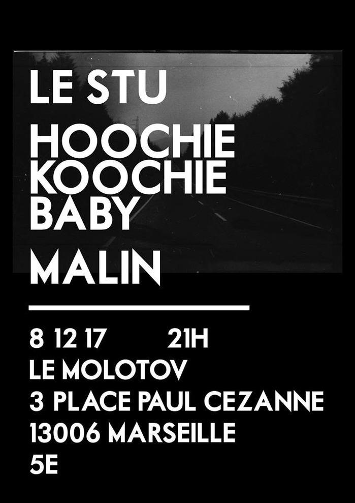 LE STU Hoochie Koochie BABY MaLiN