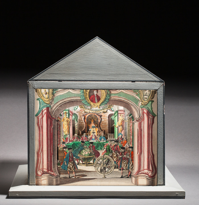 Journées du patrimoine 2017 - Le temple maçonnique : forme et signification