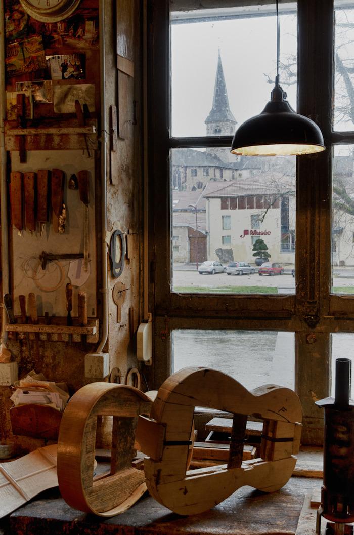 Journées du patrimoine 2018 - Le temps d'une rencontre à l'atelier du musée