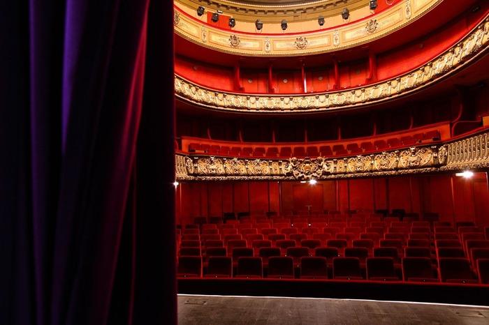 Journées du patrimoine 2018 - Le Théâtre Piccolo, de l'entrée des artistes aux espaces dévolus au public