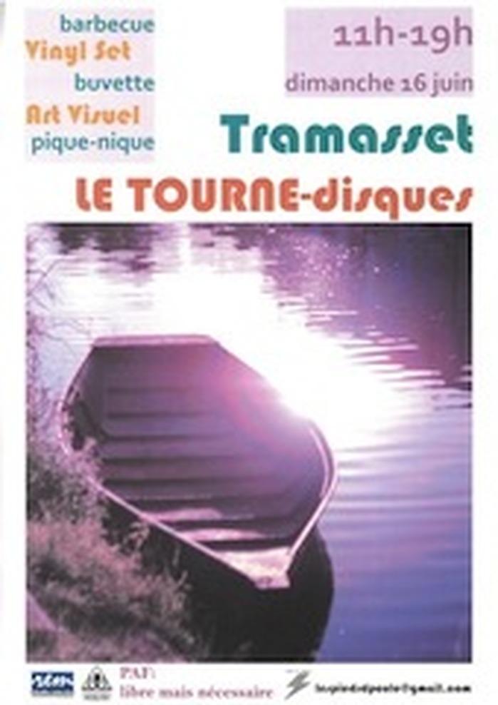 le Tourne-disques à Tramasset