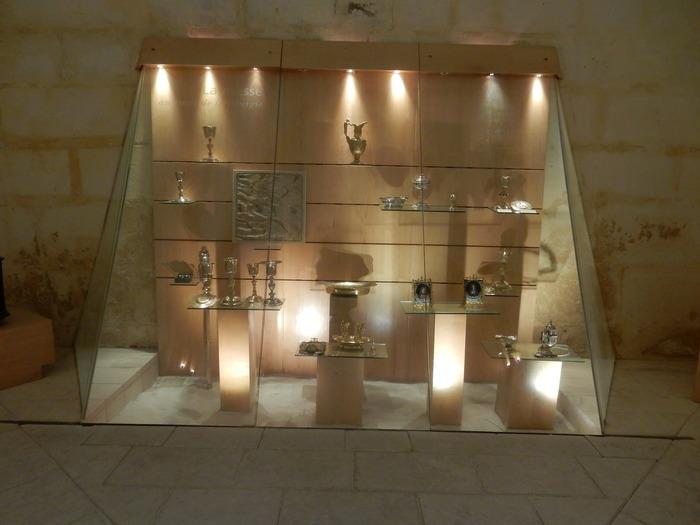 Journées du patrimoine 2018 - Le trésor de la cathédrale Saint-Pierre de Poitiers