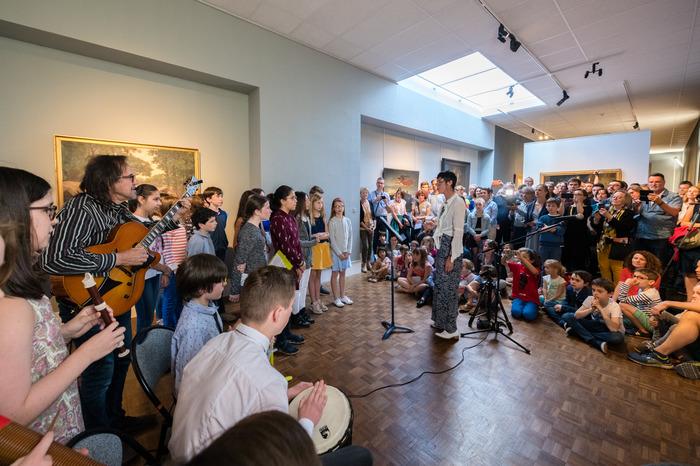 Journées du patrimoine 2018 - Le Vésuve en chansons !