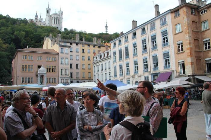 Journées du patrimoine 2018 - Le vieux Lyon, un quartier aux multiples visages.