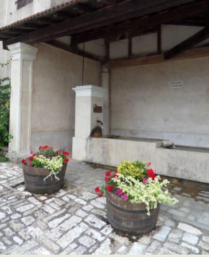Journées du patrimoine 2018 - Le village aux mille fontaines