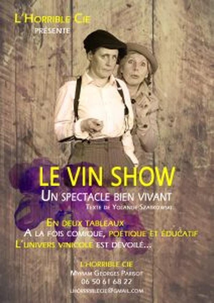 Le vin show