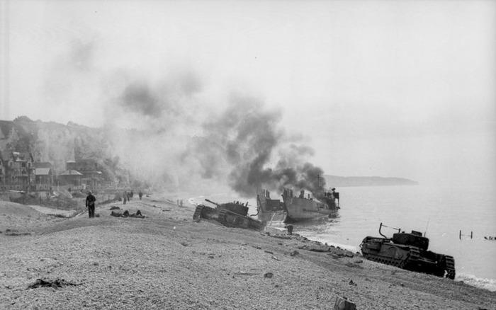 Journées du patrimoine 2018 - Visite guidée : Le Raid du 19 août 1942