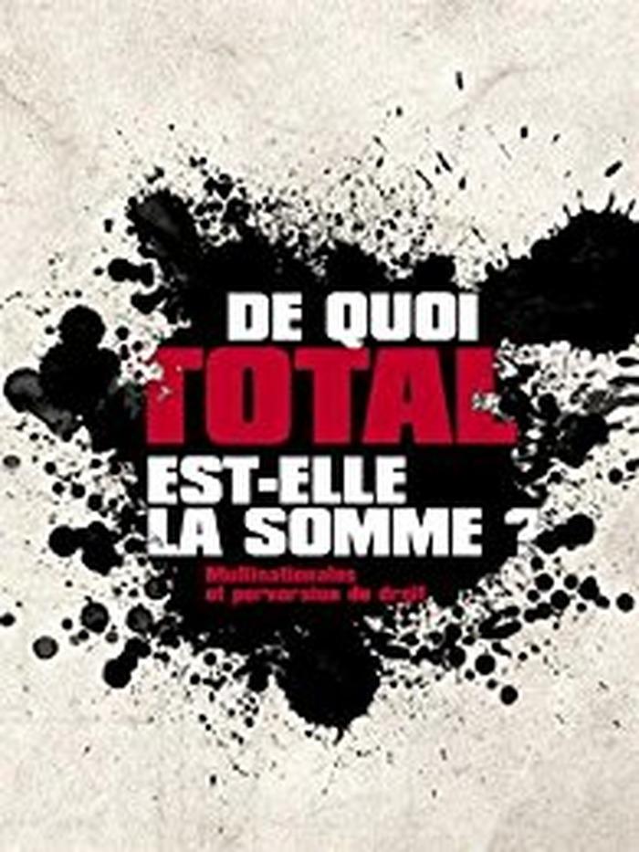 """LECTURE COLLECTIVE: """"De quoi Total est-il la somme?"""" de Alain Deneault"""