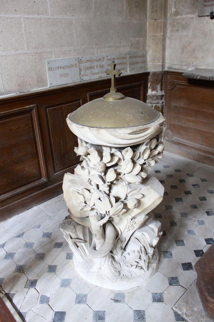Journées du patrimoine 2018 - Lectures de vers de Charles Péguy baptisé à Saint-Aignan en 1873