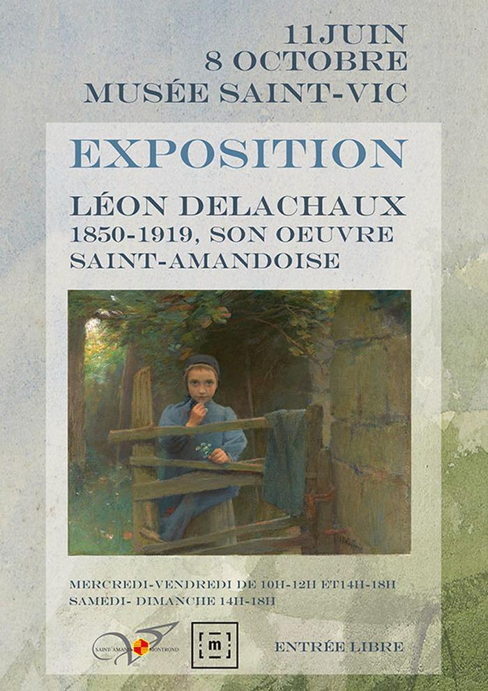 Crédits image : Musée Saint-Vic