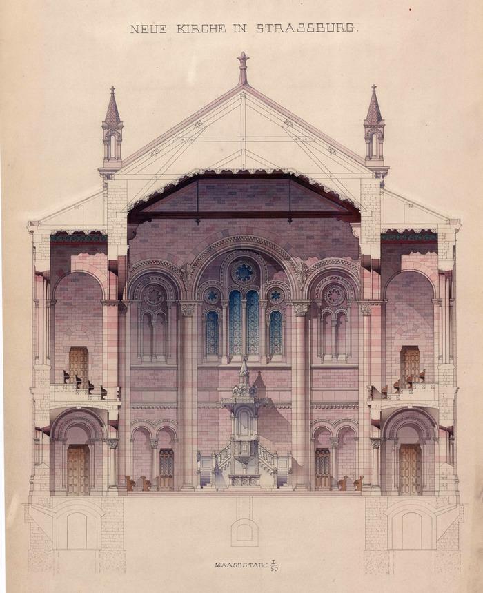 Journées du patrimoine 2017 - Les 140 ans du Nouveau Temple Neuf
