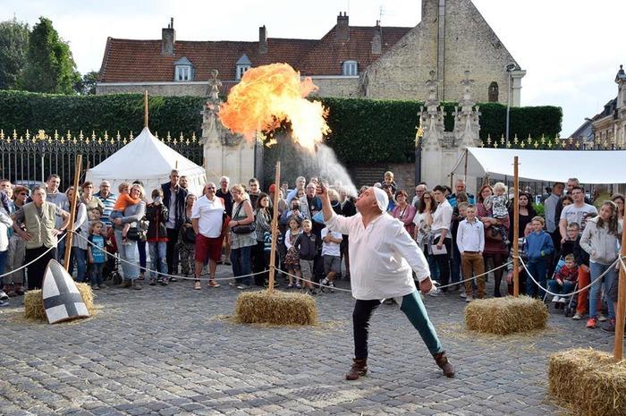 Journées du patrimoine 2017 - Fête médiévale
