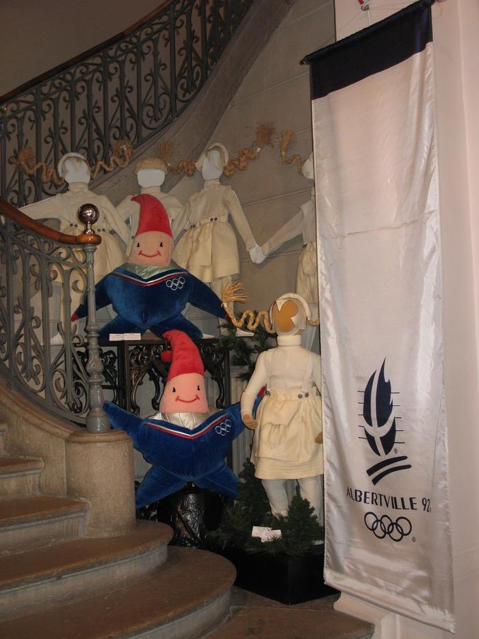 Crédits image : Maison des Jeux olympiques