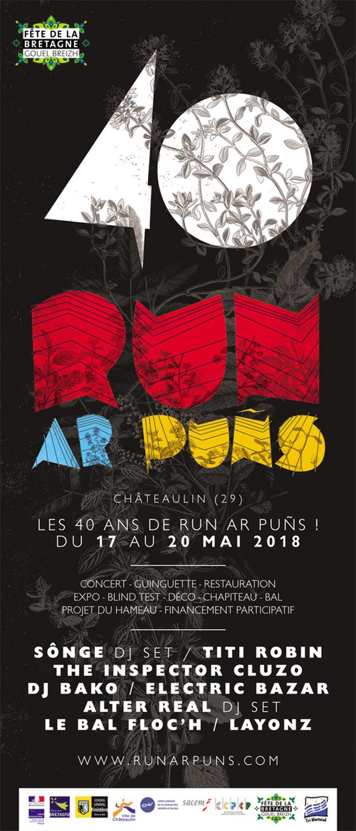 Les 40 ans du Run ar Puñs