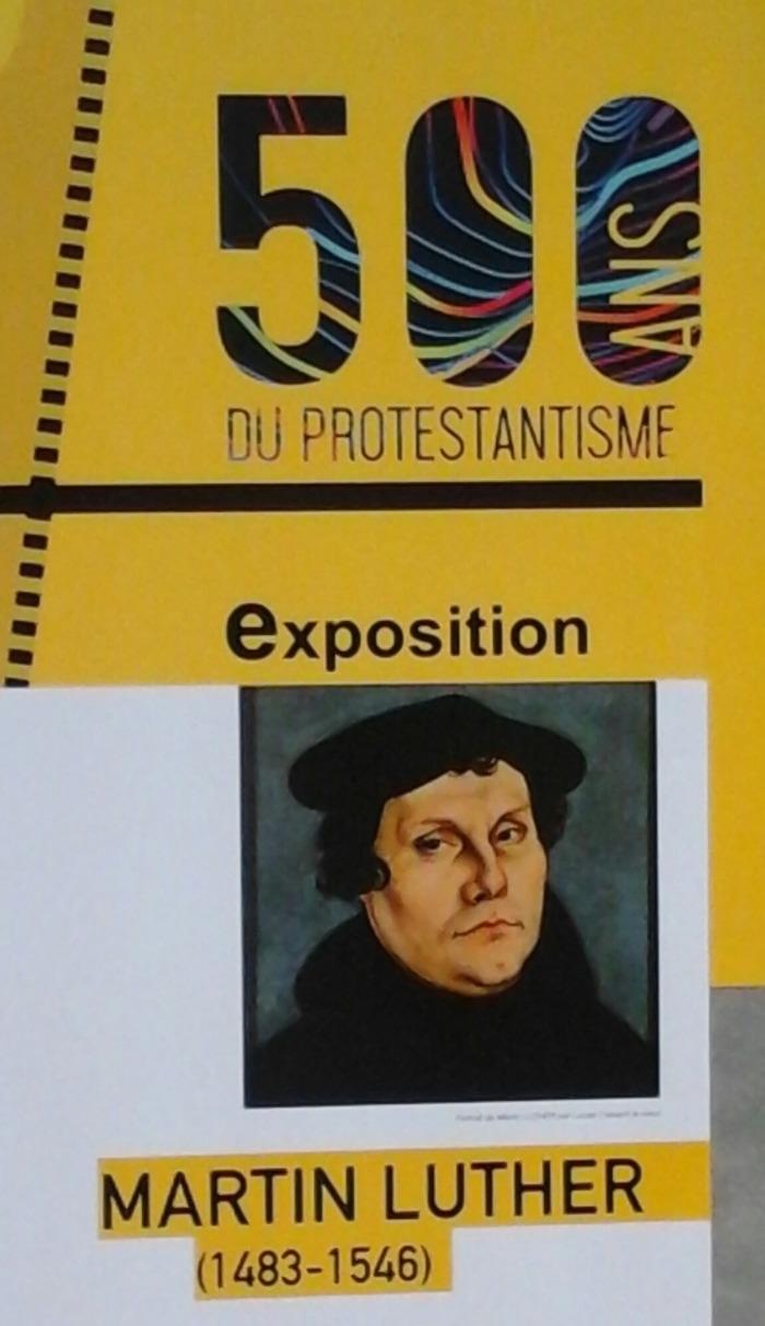 Journées du patrimoine 2017 - Les 500 ans du Protestantisme, présence et témoignage en Ariège