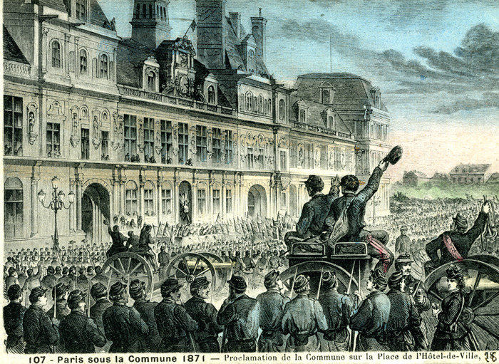 Journées du patrimoine 2017 - « Les 72 jours de la Commune» et « Communardes! »