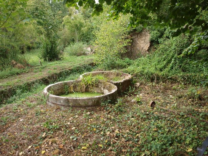 Journées du patrimoine 2018 - Les anciennes fosses de tannage végétal