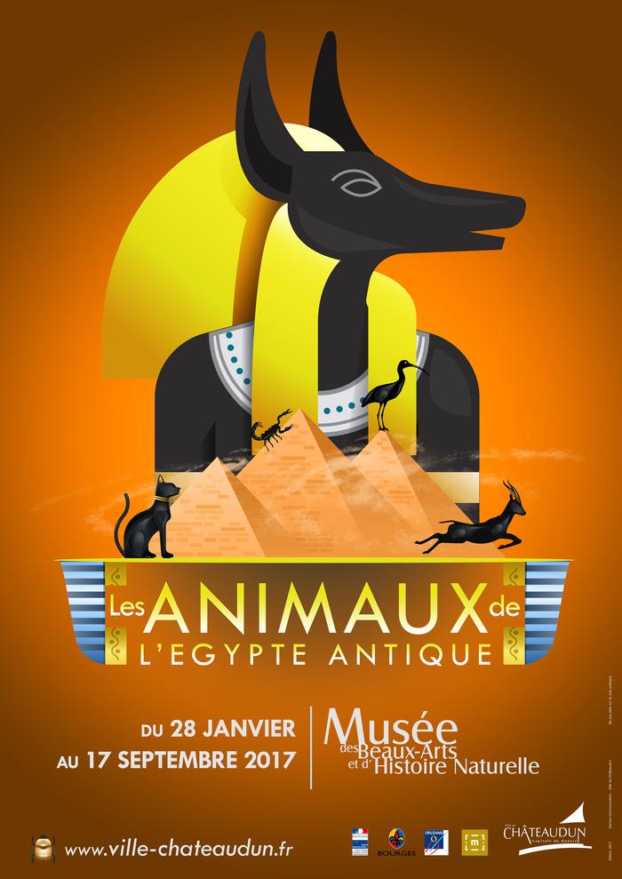 Journées du patrimoine 2017 - Les animaux de l'Egypte antique