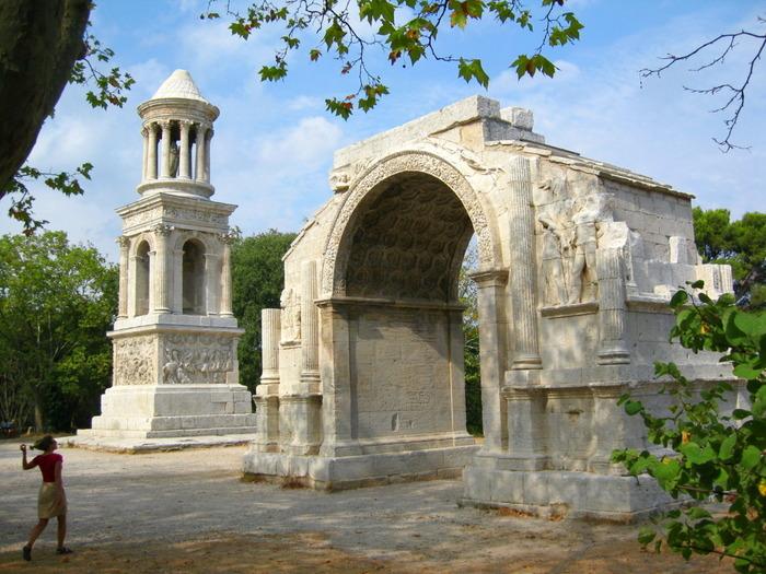 Crédits image : Office de Tourisme Saint Rémy de Provence