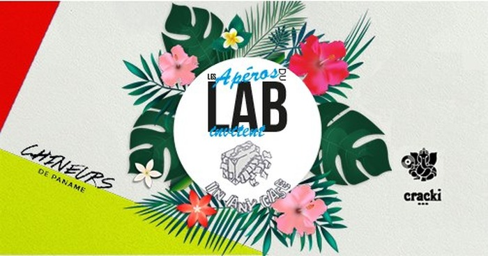 Les apéros du Lab - In Any Case Records & Chineurs de Paname