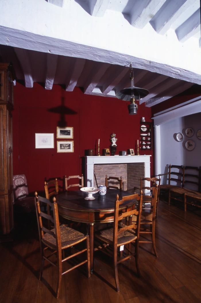 Crédits image : Salle à manger - Musée Mallarmé