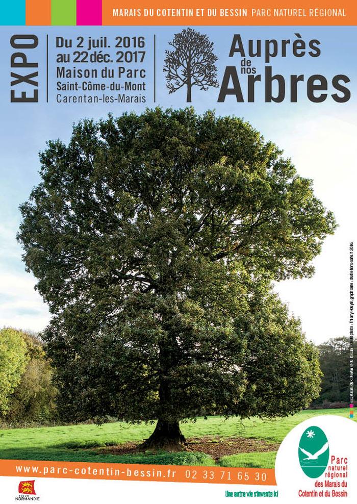 Journées du patrimoine 2017 - Visite guidée : Les arbres, du marais au bocage