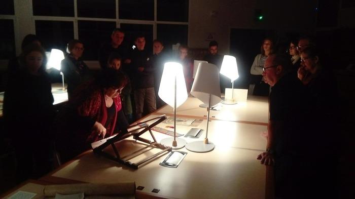 Journées du patrimoine 2018 - «Les archives au clair de lune », visite nocturne et insolite.
