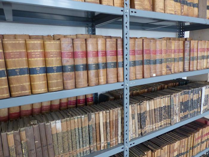 Journées du patrimoine 2018 - Les Archives Municipales de Wassy