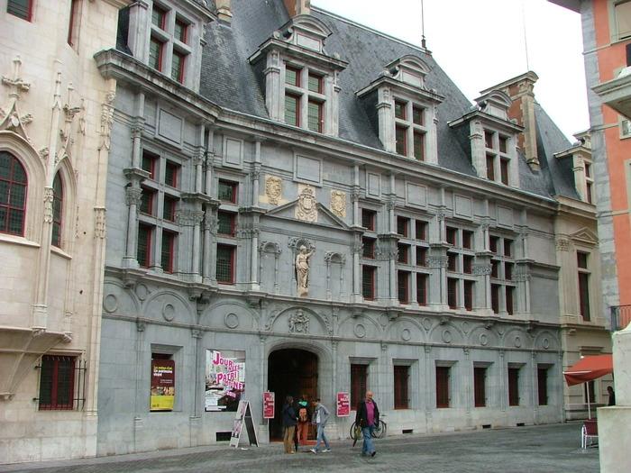 Journées du patrimoine 2018 - Les ateliers d'Artizz' s'installent au cœur historique de Grenoble.