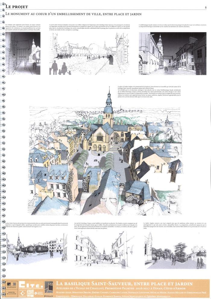 Journées du patrimoine 2017 - Exposition - Les ateliers de l'Ecole de Chaillot