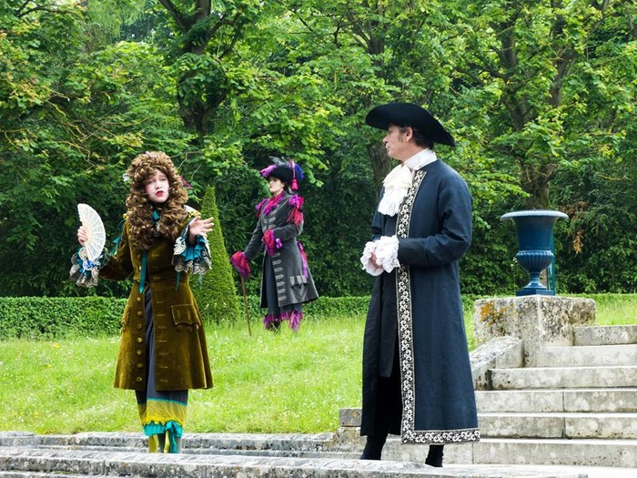 Journées du patrimoine 2017 - Les balades historiques de Saint-Cloud