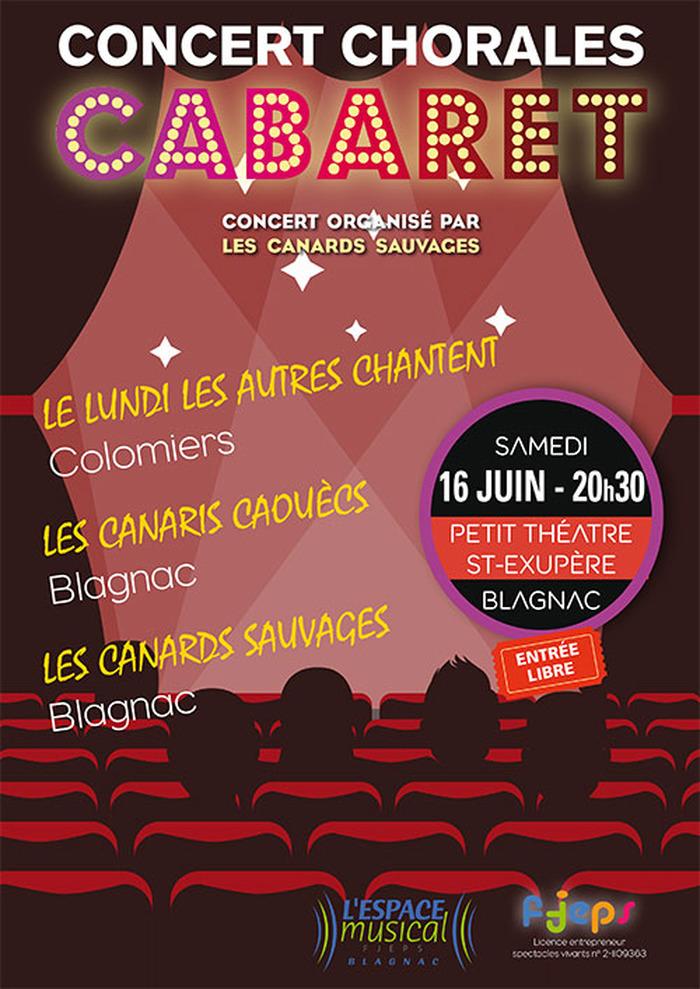 Les Canards sauvages en concert - Samedi 16 juin