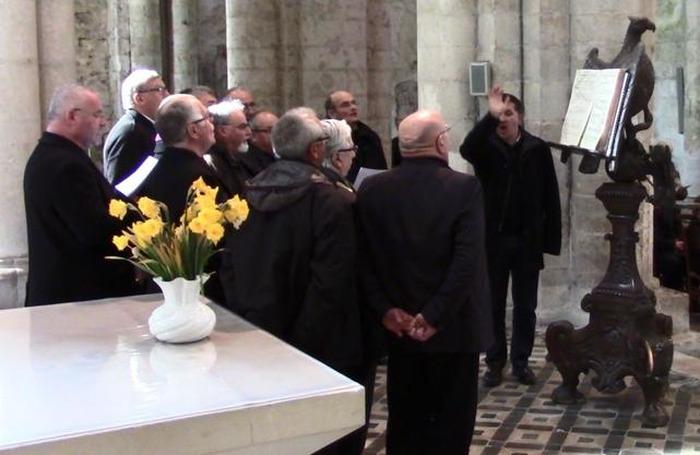 Journées du patrimoine 2018 - Les Chantres d'Airvault et l'orgue à cylindre
