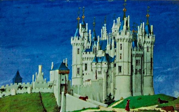 Les châteaux forts